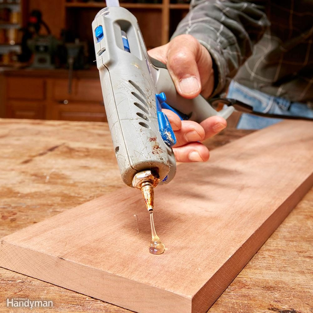 19 Of Our Favorite Hot Glue Tips The Family Handyman