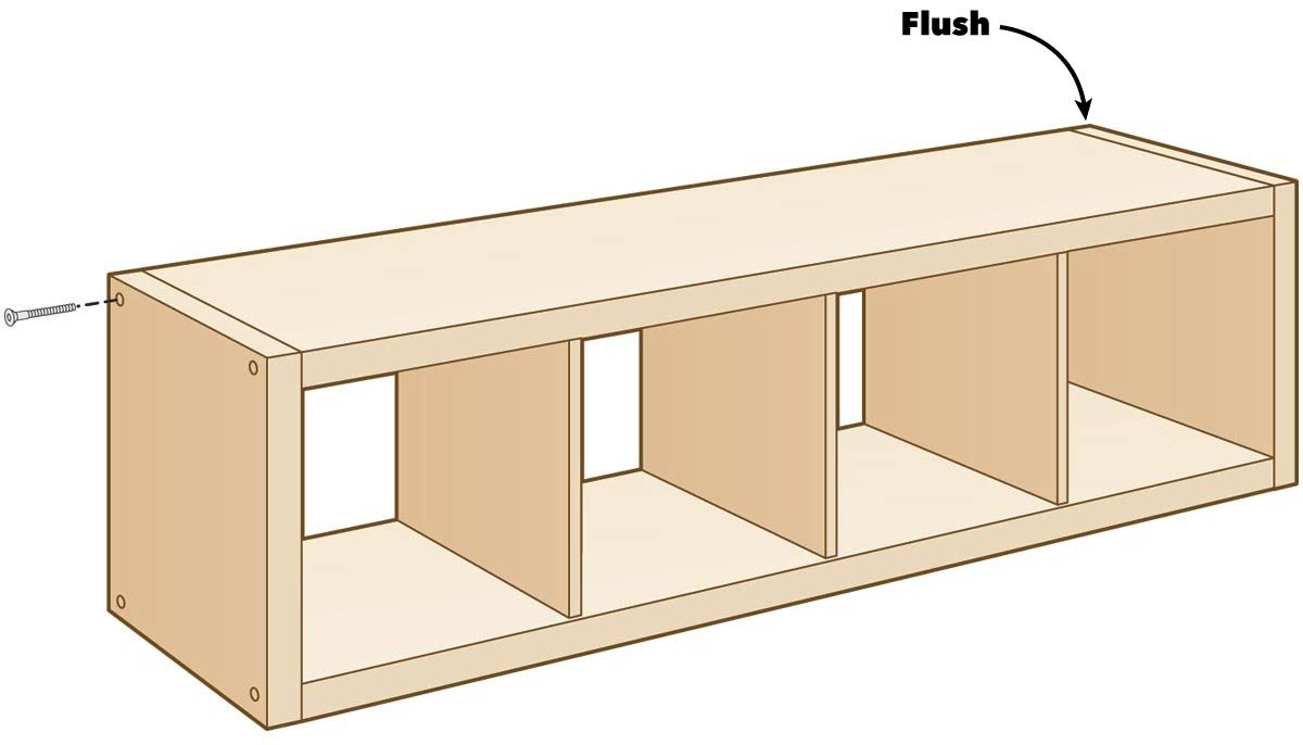 ikea modern console table