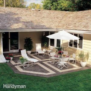 Patio Tiles: How to Build a Patio With Ceramic Tile