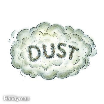 How to Get Rid of Dust
