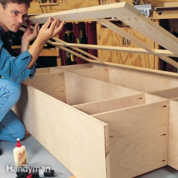 Building Cabinets With Pocket Screws