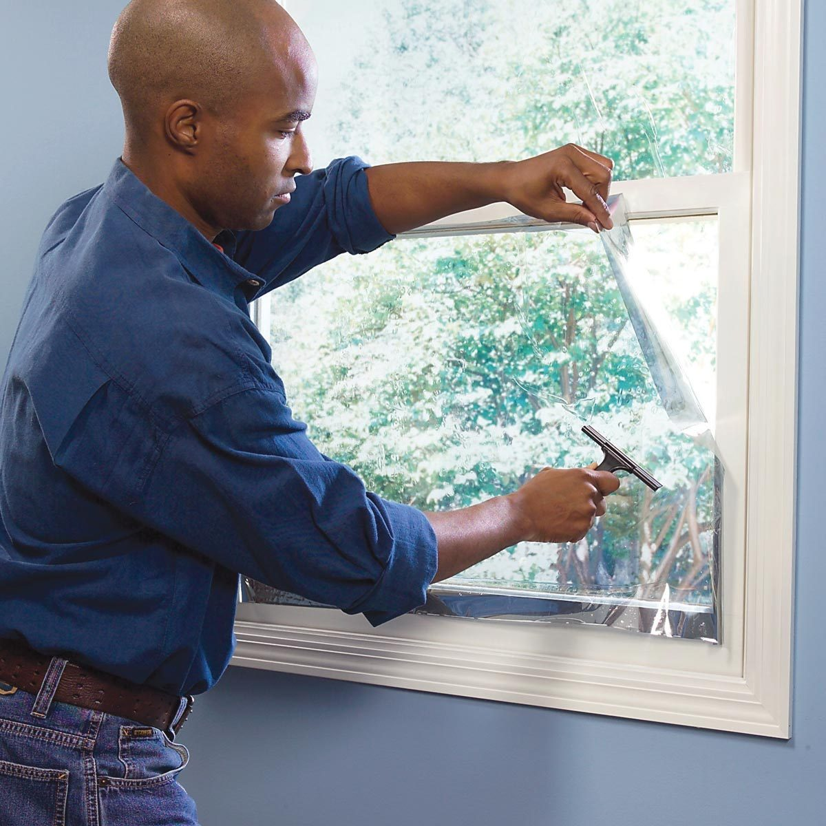 Reflective UV Window Film Your Go-To Guide | Family Handyman