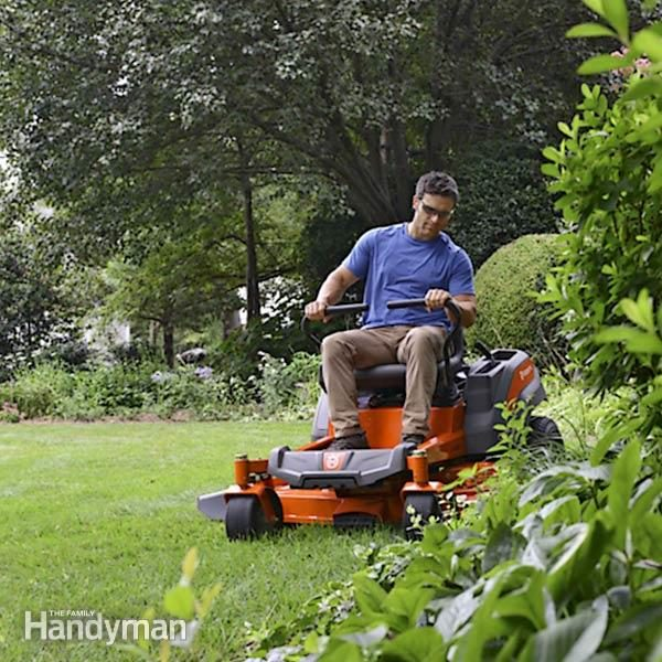 Ten Handy Lawn Mowing Tips