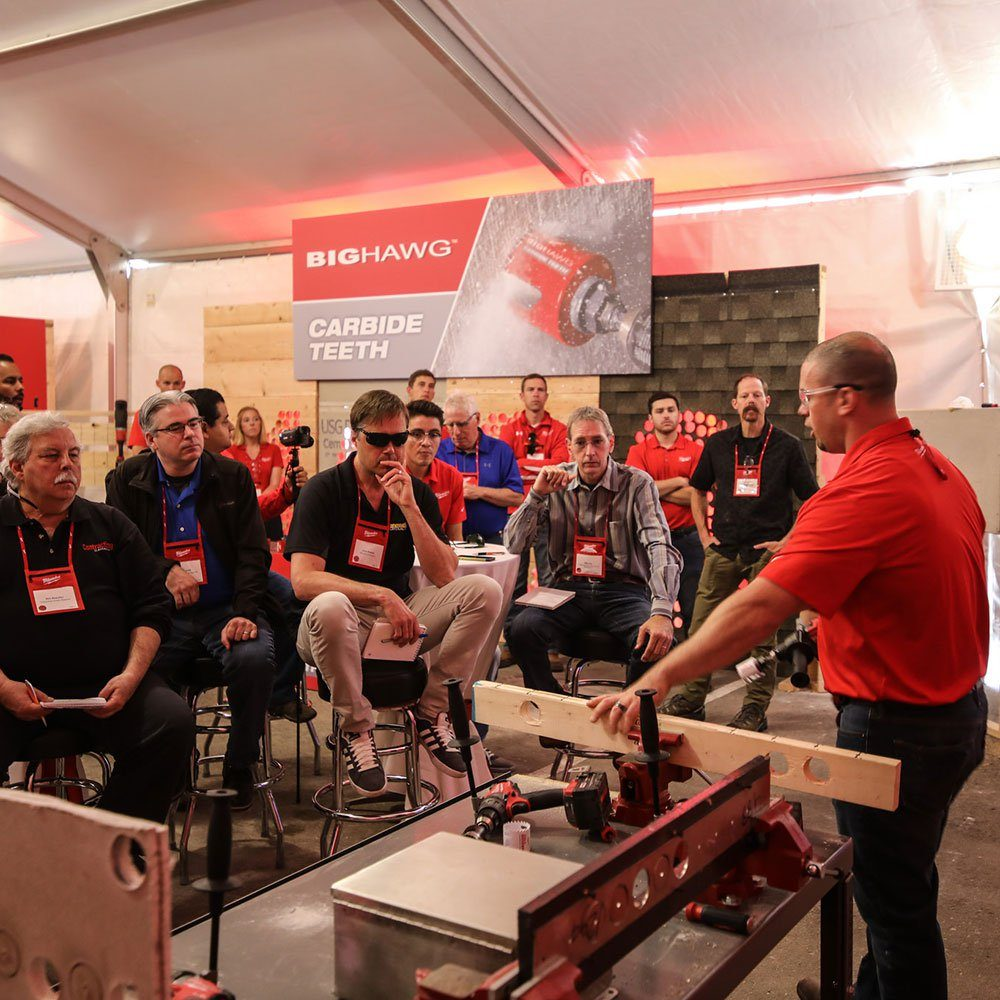 Milwaukee Tool Show