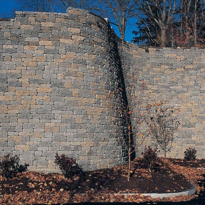 Very tall retaining wall   Construction Pro Tips
