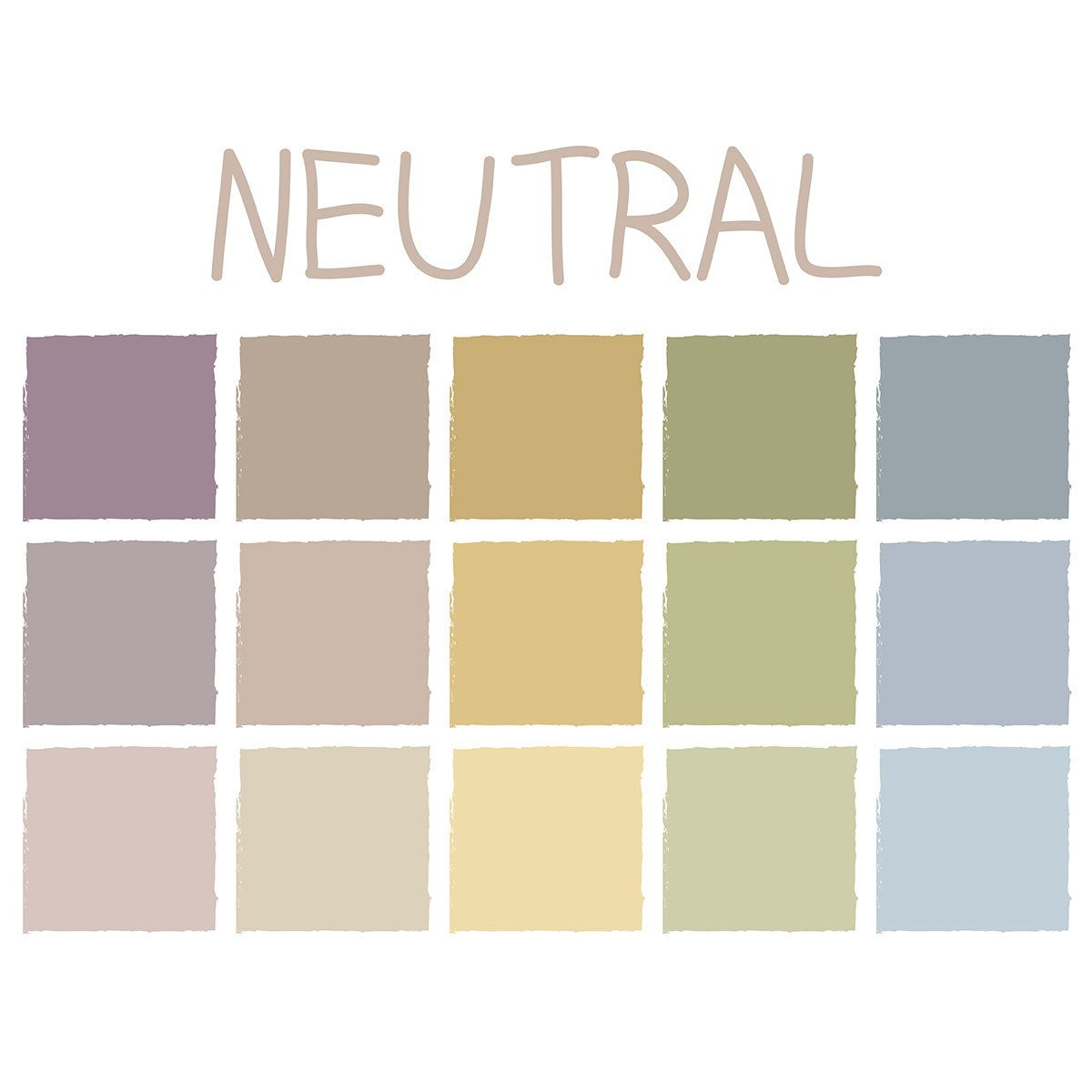 Farmhouse Look: Neutral Palette