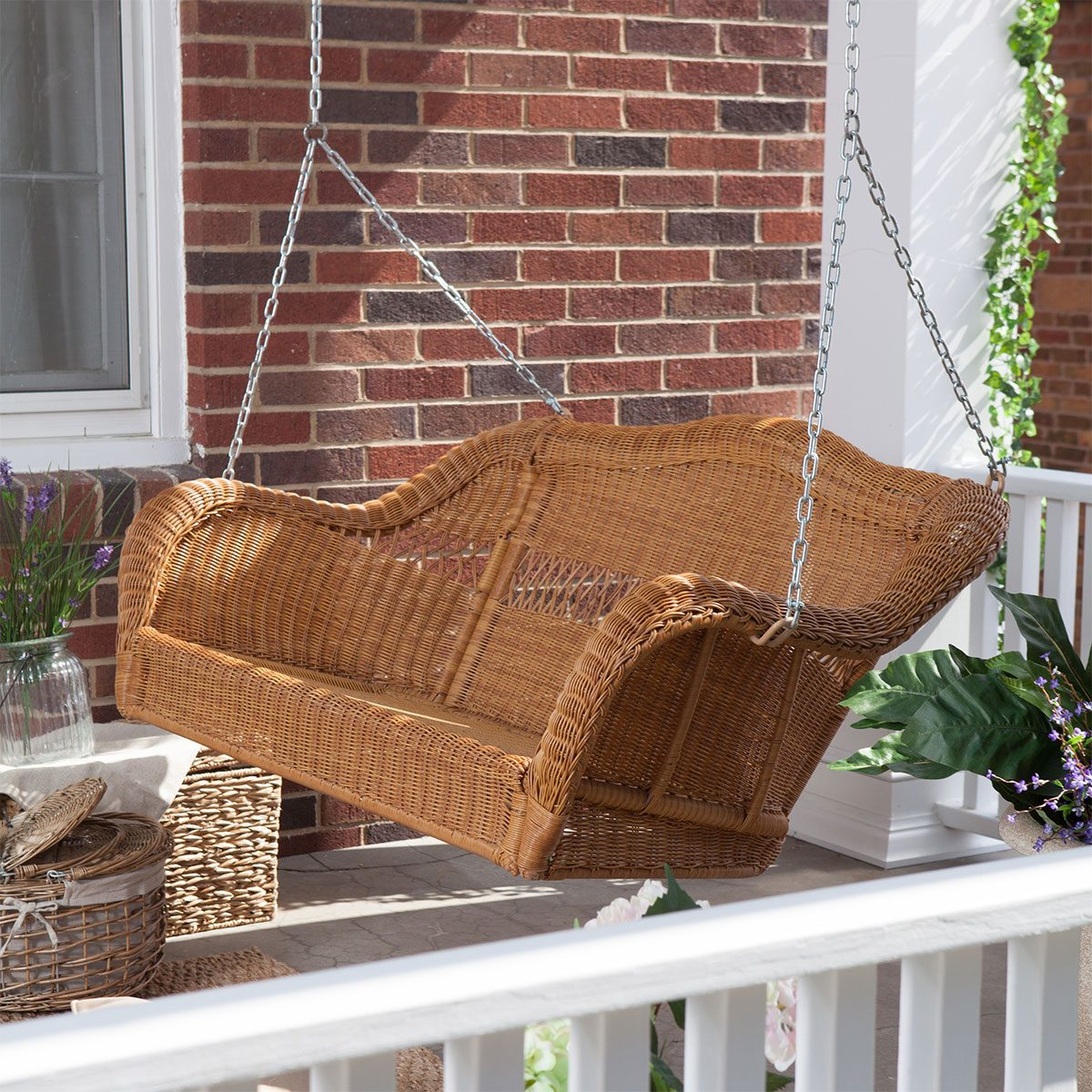 Weather-Resistant Wicker