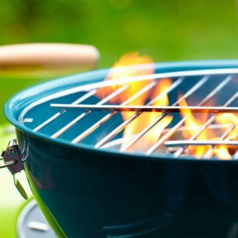Grilling 101: All About Grill Fuels