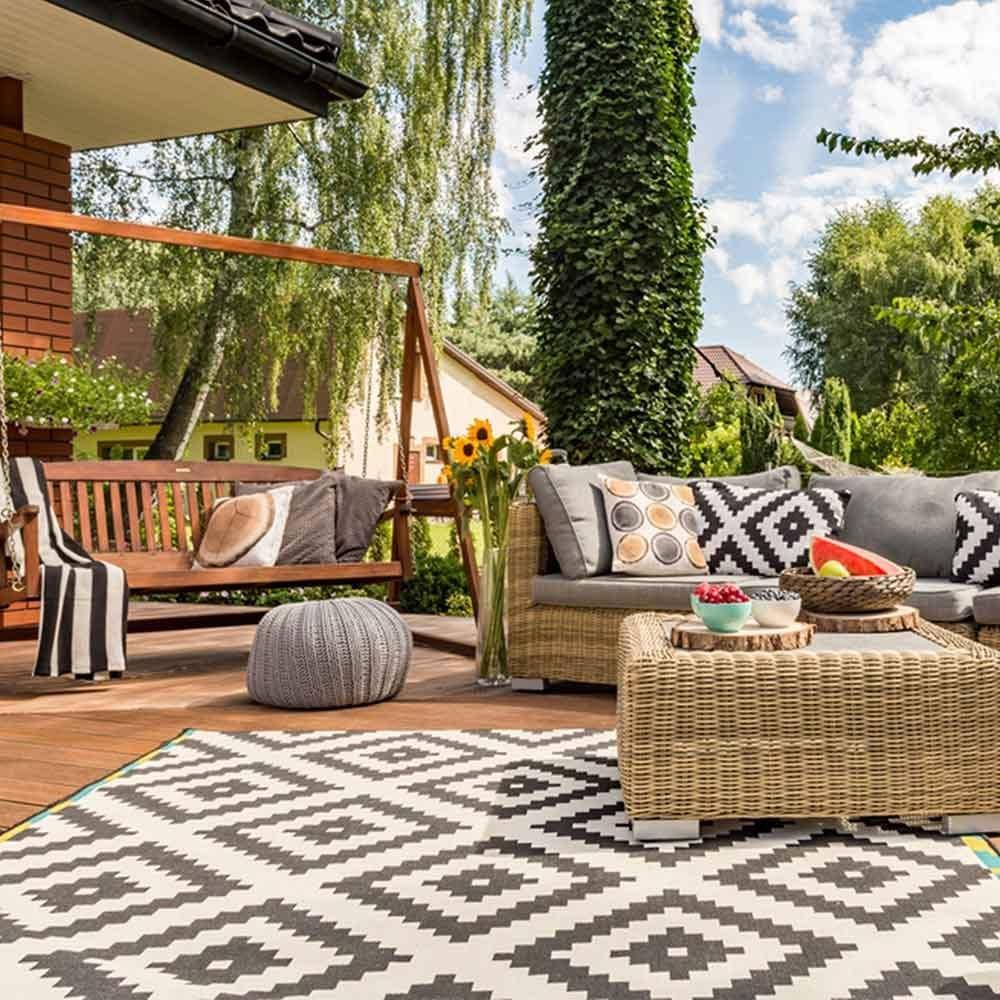 Indoor Comforts Outdoors