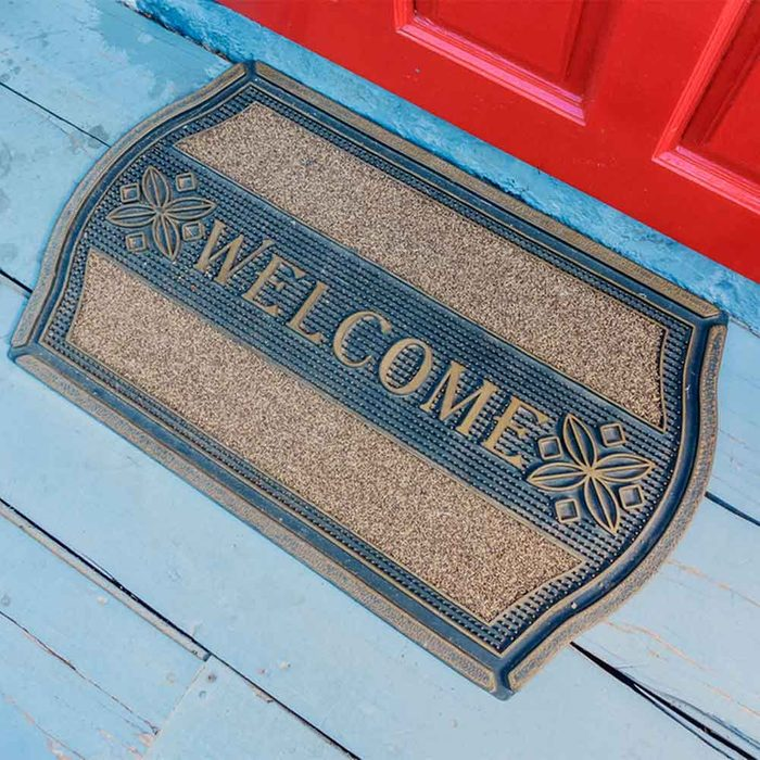 Lay Down a Welcome Mat
