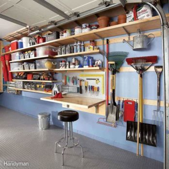 Tips for Getting Your Garage Clean and Organized