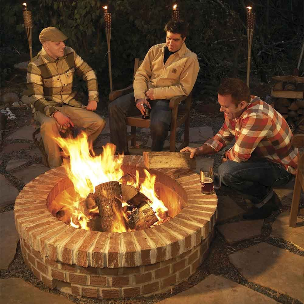 Create a Gathering Space Around a Fire Pit