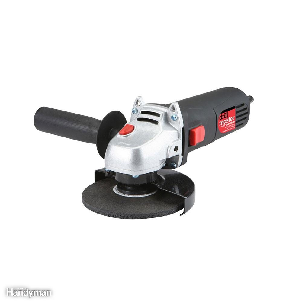 Right-angle grinder
