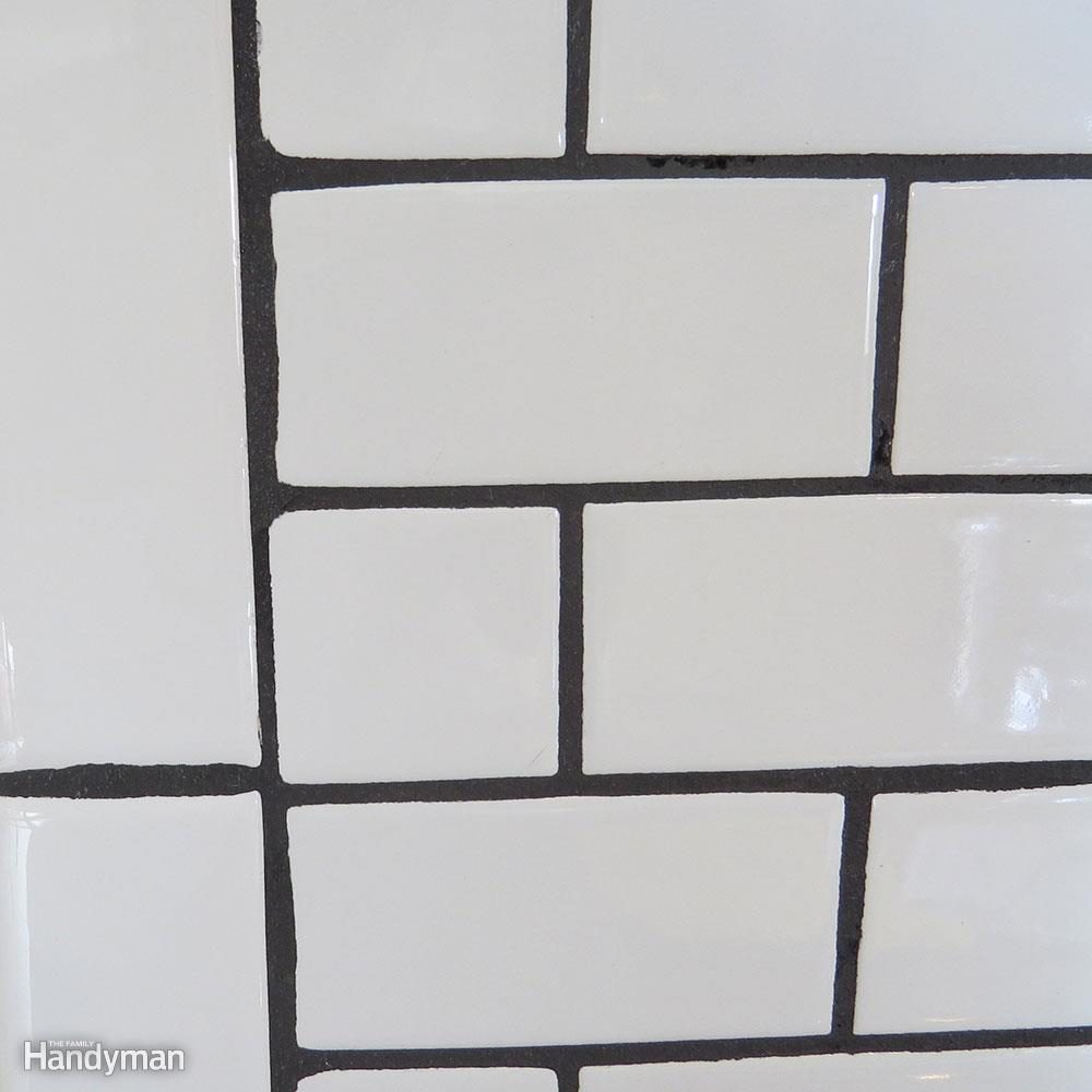 Dont choose a high contrast grout color