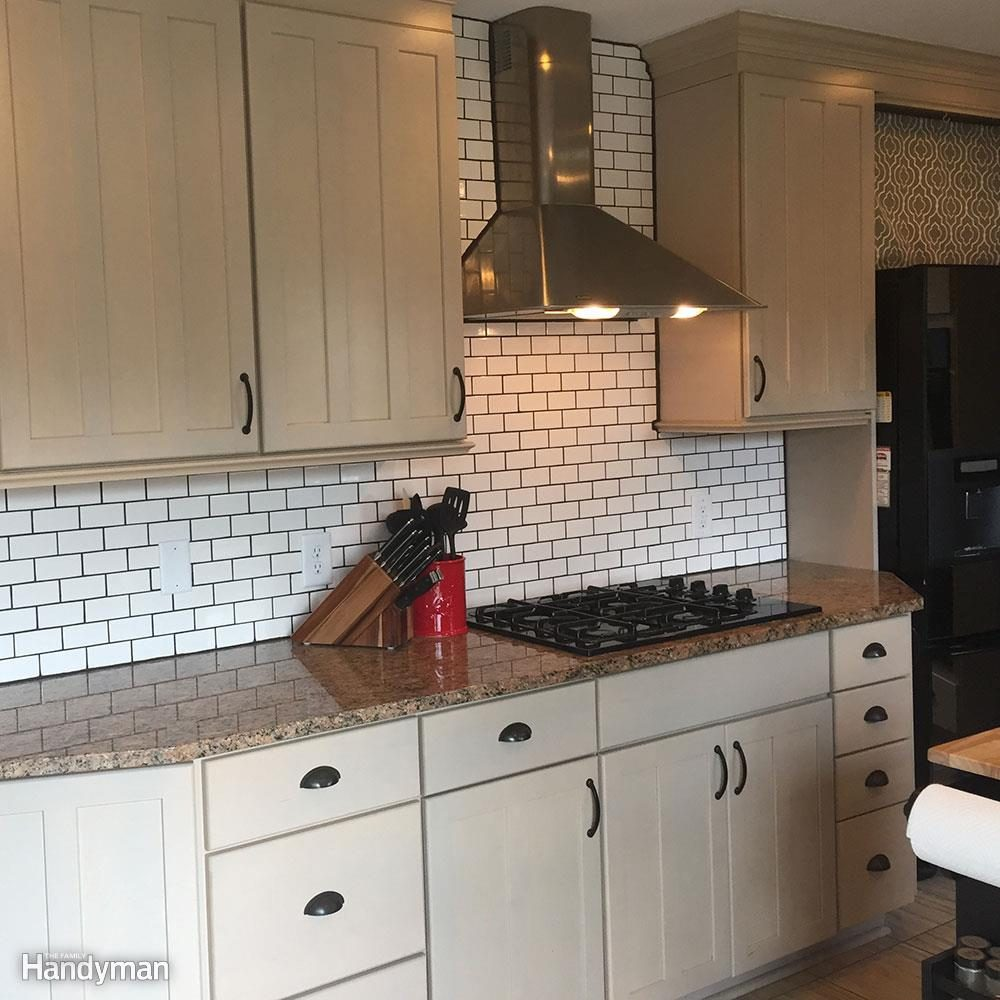 Dos and Don\'ts From a First-Time DIY Subway Tile Backsplash Install ...