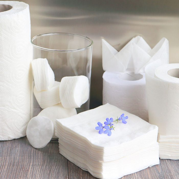 Tissues and Paper Towels