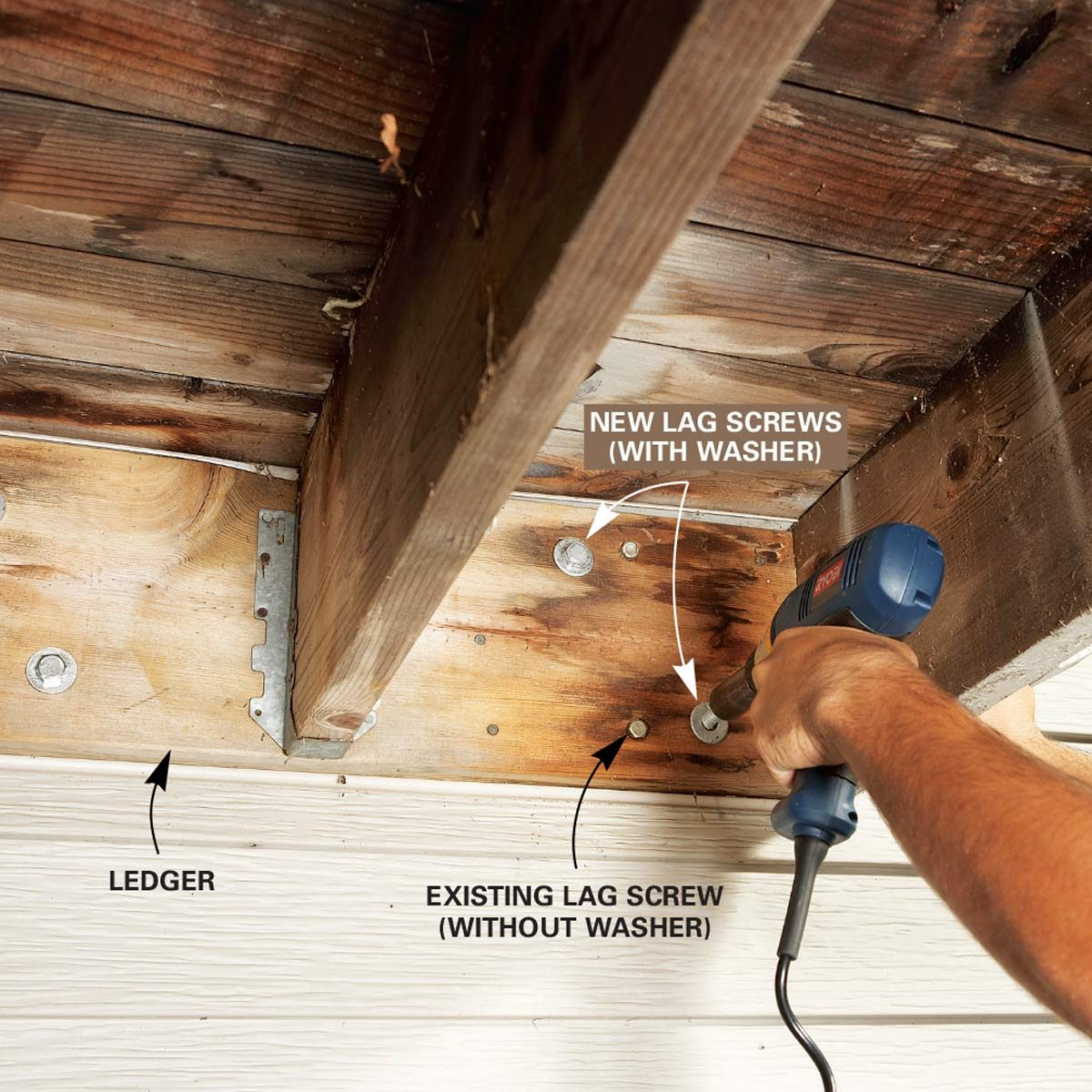 Deck Inspection And Repair Tips