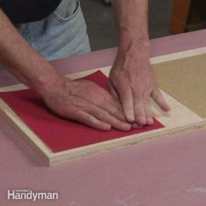 Make a Sanding Platform for Edge-Sanding Wood