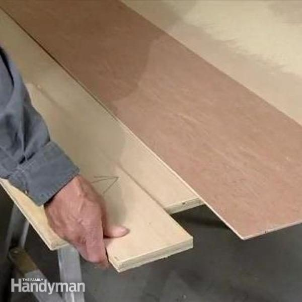 How To Cut Straight With A Circular Saw The Family Handyman