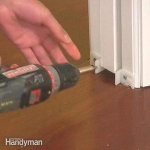 How to Remove a Pocket Door