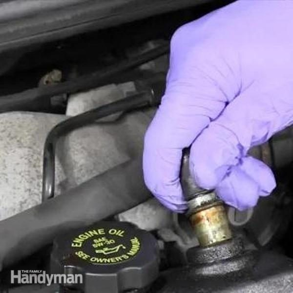 How To Test And Replace A Pcv Valve The Family Handyman