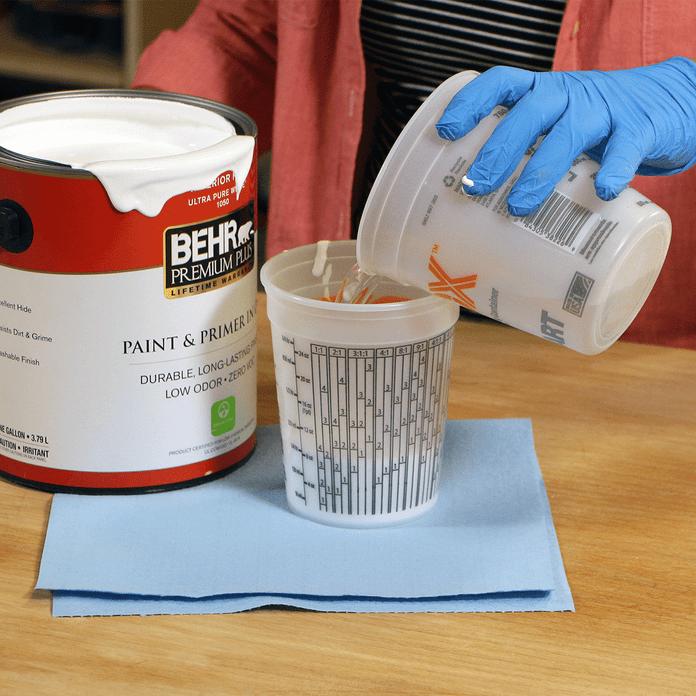 whitewash supplies
