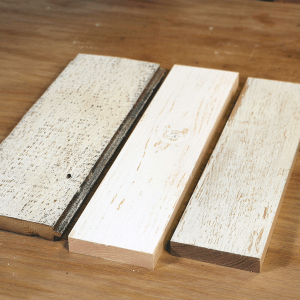 How to Whitewash Wood: 3 Simple Techniques