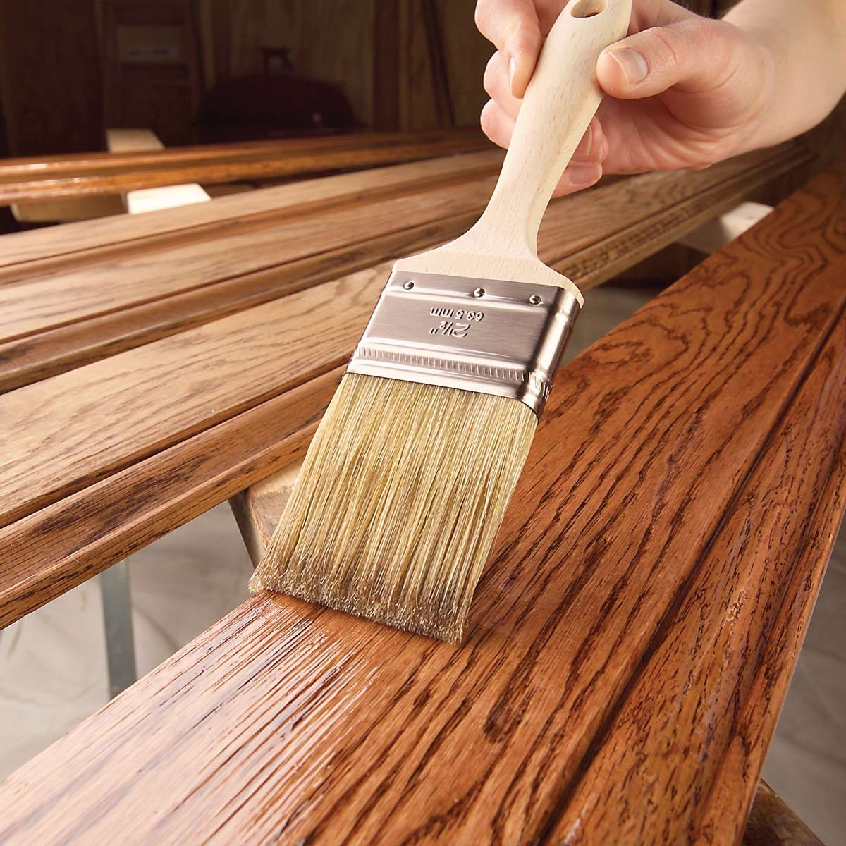 11 Tips On How To Finish Wood Trim Family Handyman
