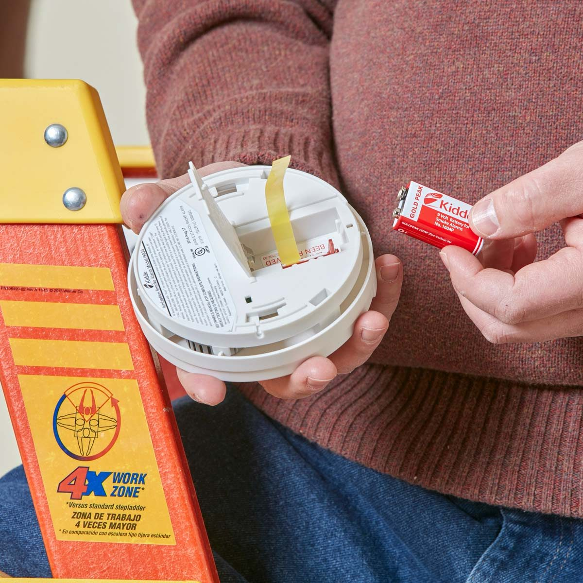 Chirping Smoke Detectors