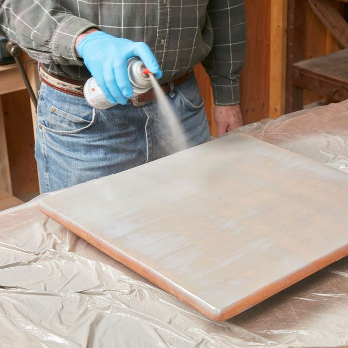 Spray Can Tips: Apply Coats in Different Directions