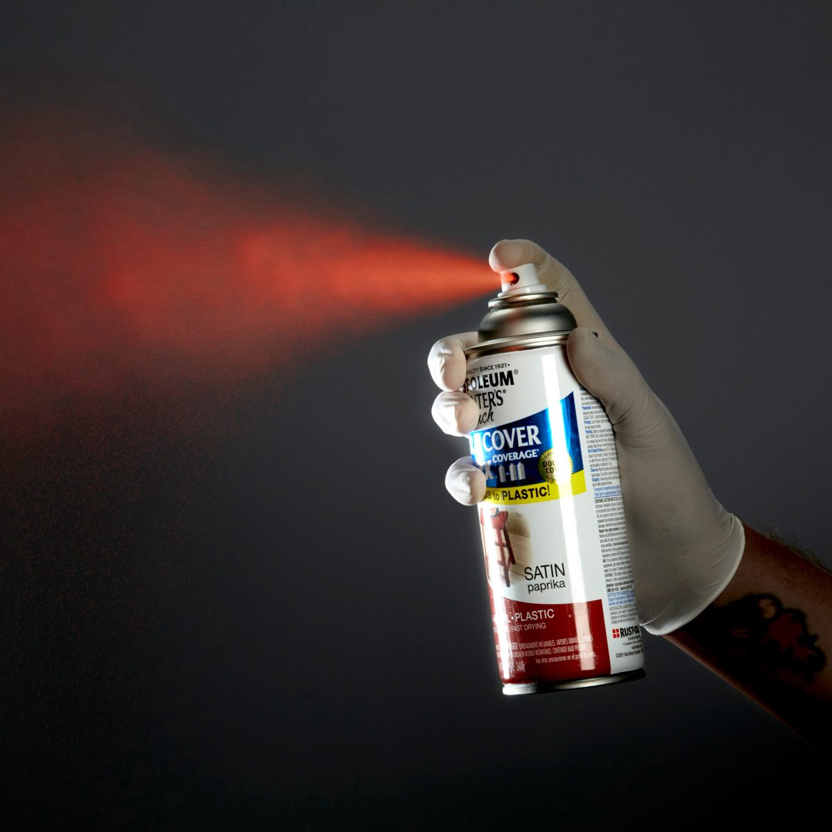 12 tips for perfect spray paint the family handyman for Perfect paint