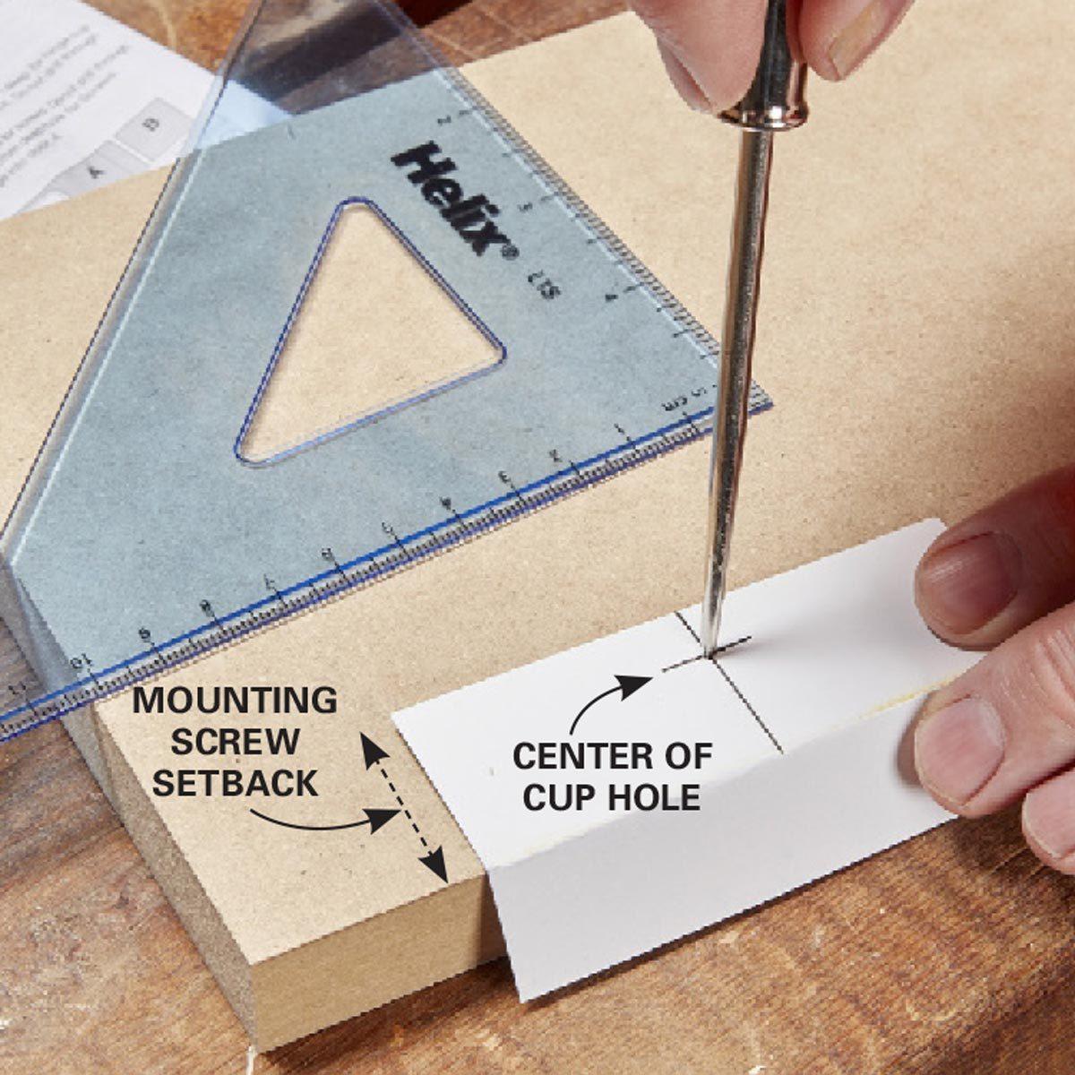 1. Make a template