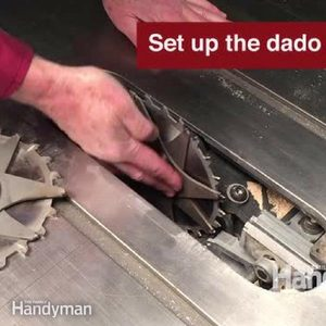 How to Cut a Rabbet Joint with a Table Saw