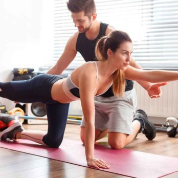 Always Practice Good Form small workout room ideas small home gym ideas, home gym ideas basement