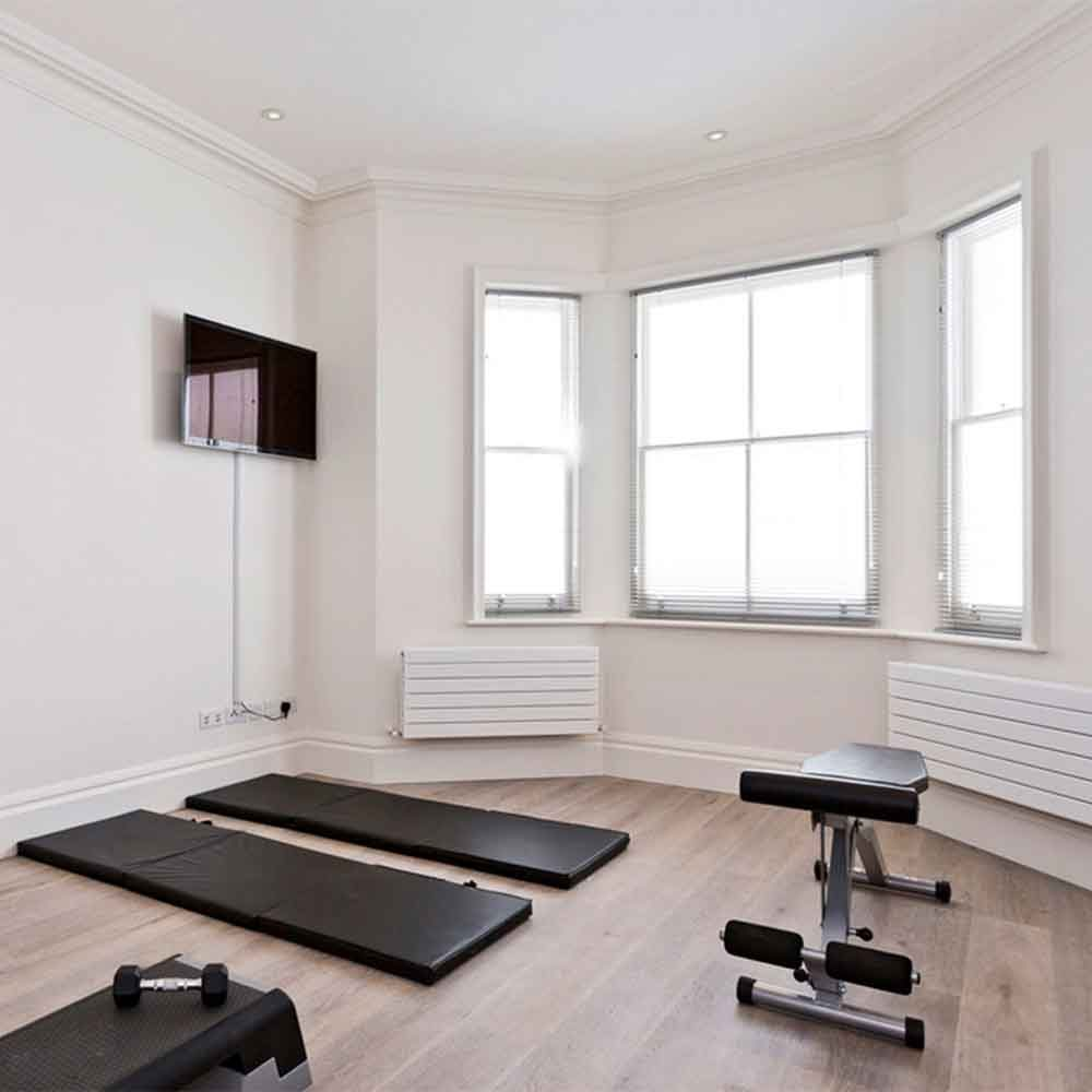 Home Gym Ideas Small Workout Room Ideas For Your Home The Family