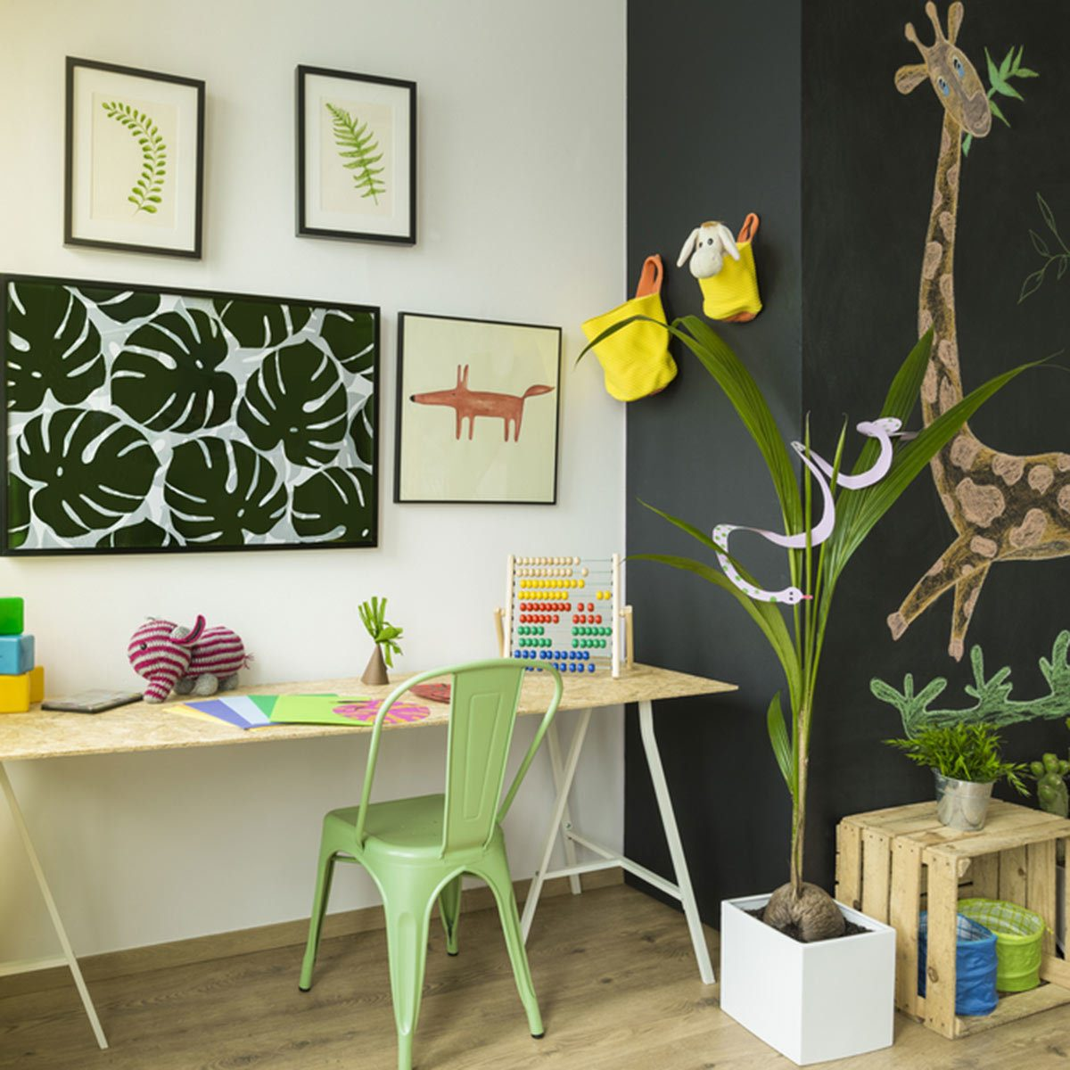 Painting Interior Tips: 15 Amazing Toy Rooms That Put The FUN In Functional