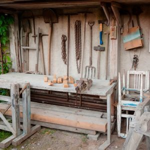 12 Shed Storage Ideas to Organize Your Space At Last