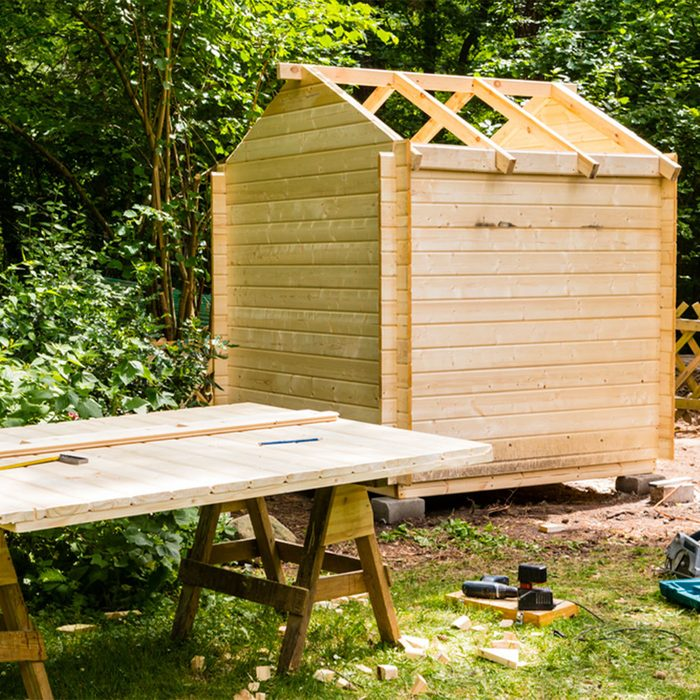 Need More Space? Add Another Shed!
