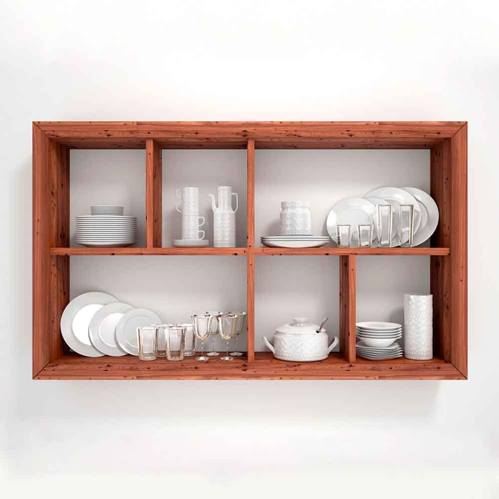 Tips for Organizing Open Kitchen Shelves | Family Handyman