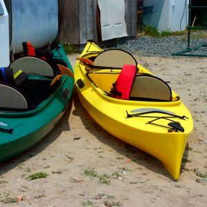 How to Store a Kayak and Other Personal Watercraft