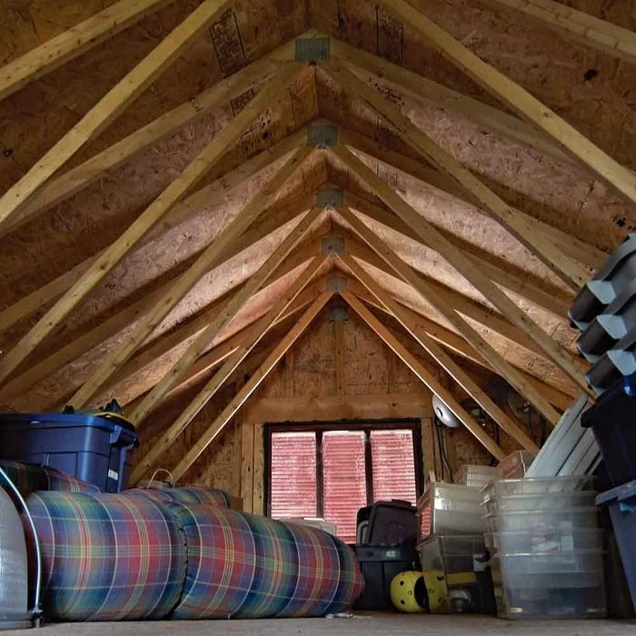 Storage trusses are cheap