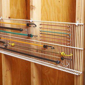 Brilliant bungee cord storage