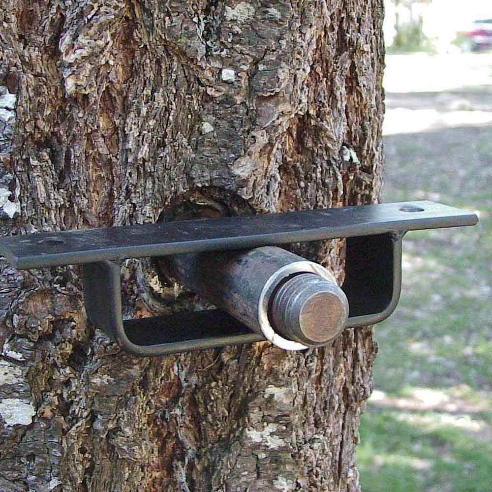 DIY Treehouse Building Tip 6: Use the right fasteners
