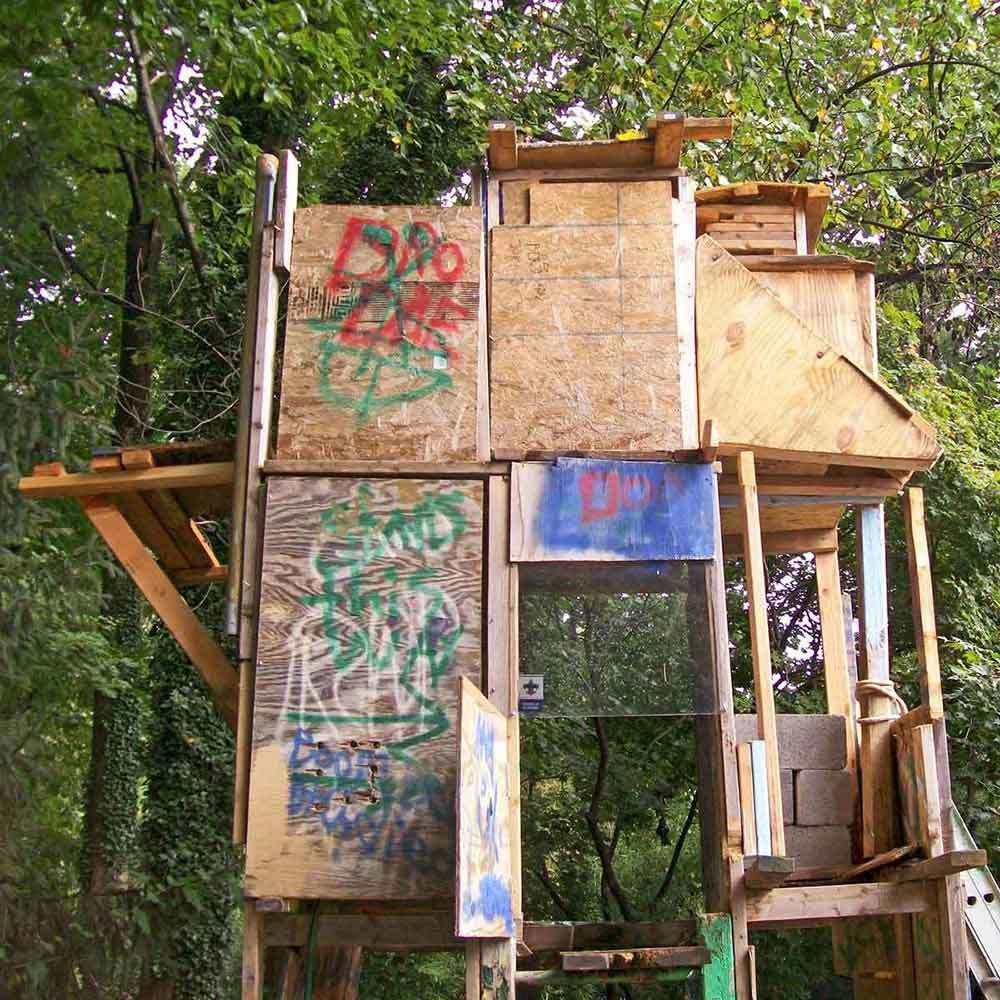 Amazing tree house ideas and building tips the family for Building a house ideas