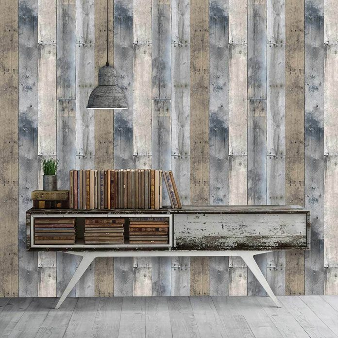 How to cheat to get that aged wood look
