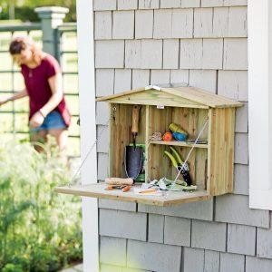 Garden Tool Storage Ideas