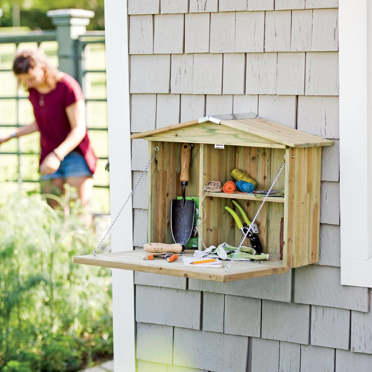 11 Ideas for Organizing Your Shed — The Family Handyman