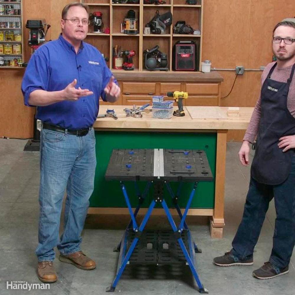 Fabulous Kreg Mobile Project Center The Family Handyman Uwap Interior Chair Design Uwaporg