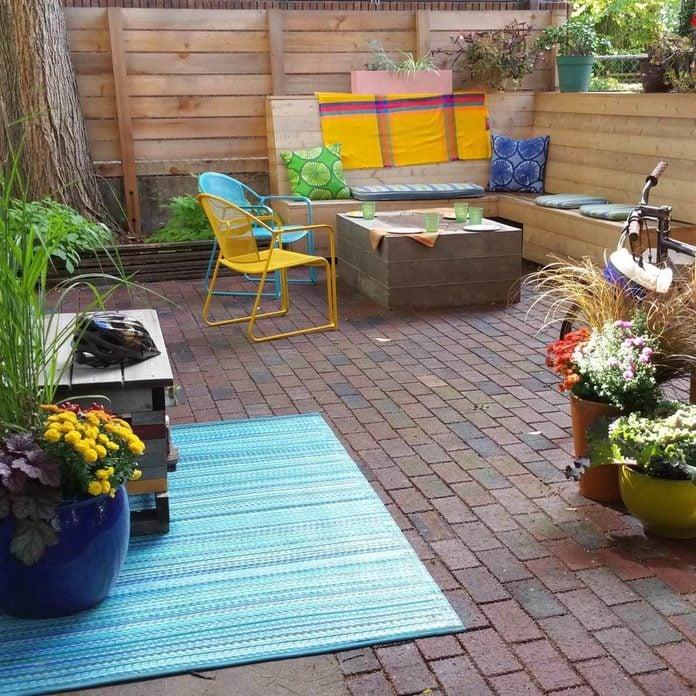 patio materials brick pavers