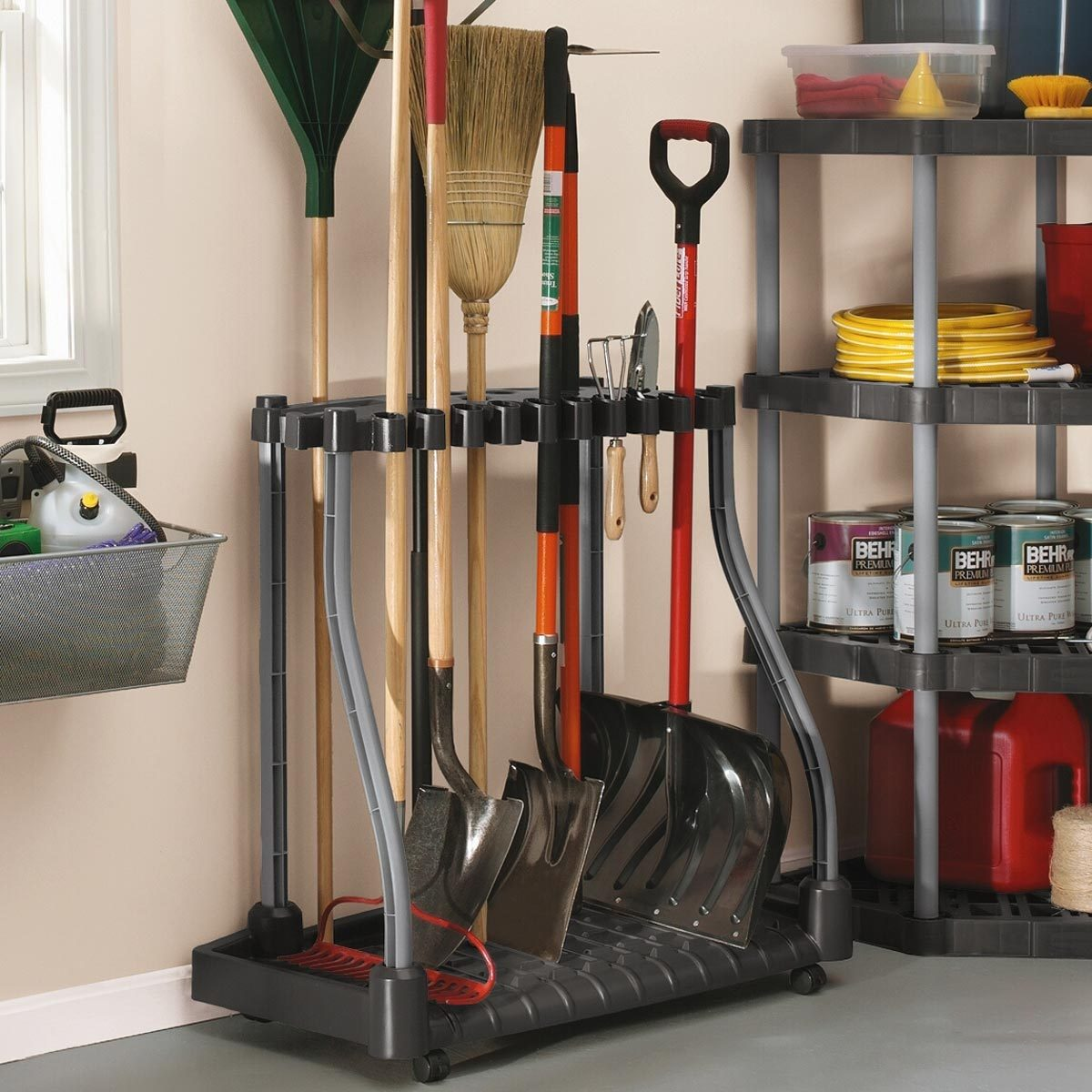 Garden Tool Storage Ideas The Family Handyman
